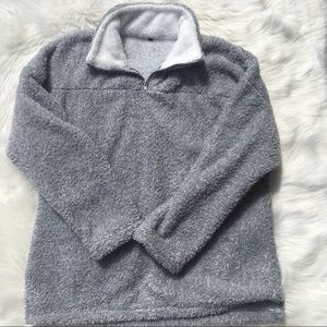 Winter pullover